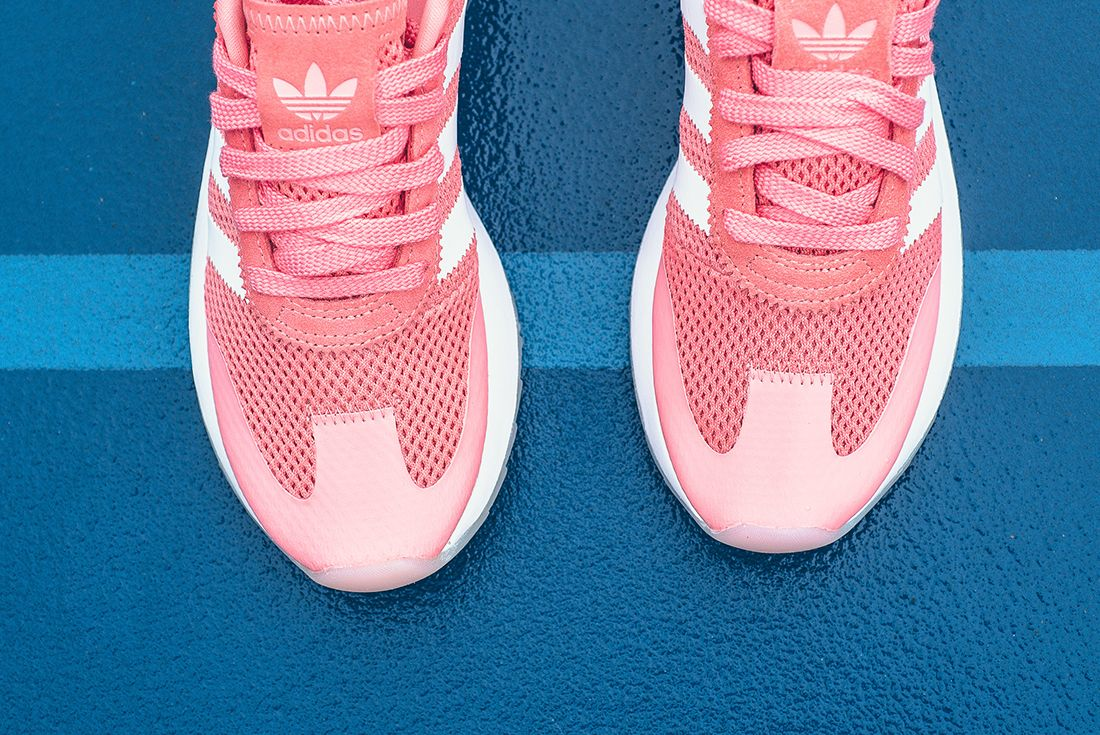 Adidas Flashback Womens Rose Pink3