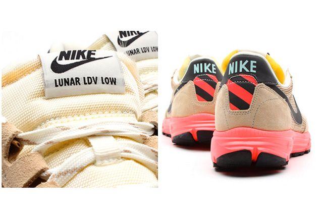 Nike Lunar Ldv Trail Low Atomic Red 1