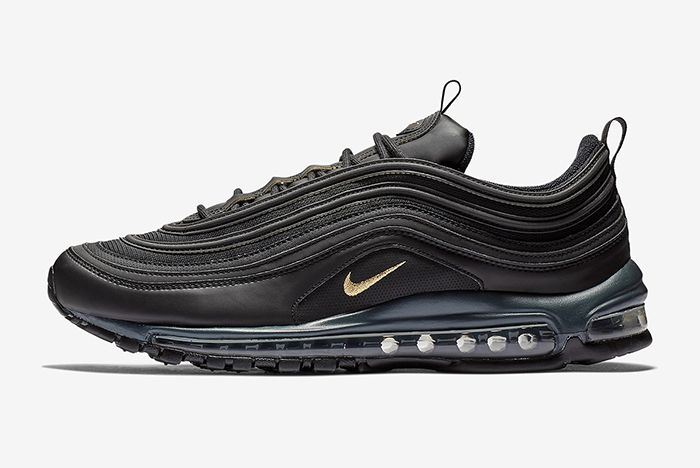 Nike Air Max 97 Black And Gold 6