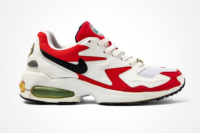 Nike Air Max2 Light Feature