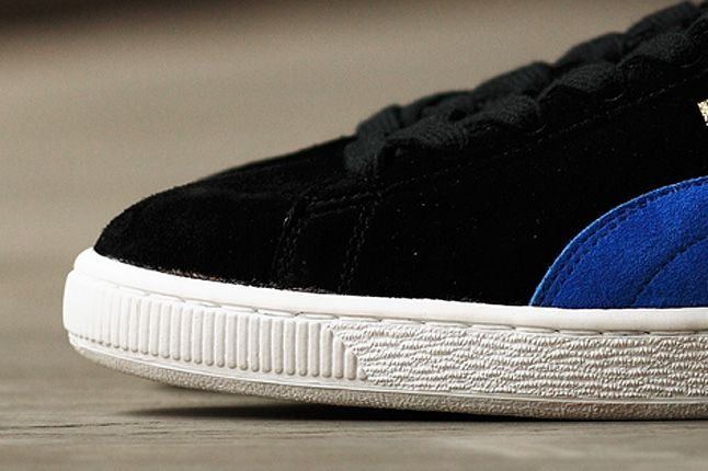 Puma Suede Made In Japan Blue Midsole 1