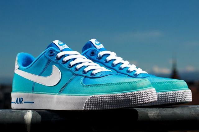 Nike Air Force 1 Polarized Blue Ac 4