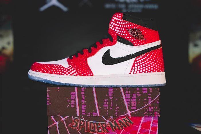 Air Jordan 1 Spider Man Release Date