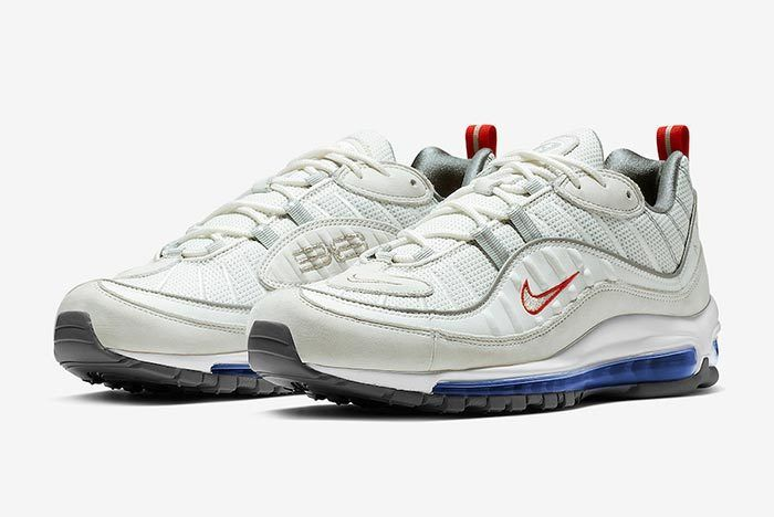 Nike Air Max 98 Summit White 6