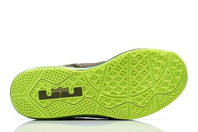 Nike Lebron 11 Low Dunkman Sole