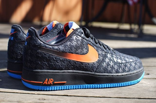 Nike Air Force 1 Low Houndstooth 2
