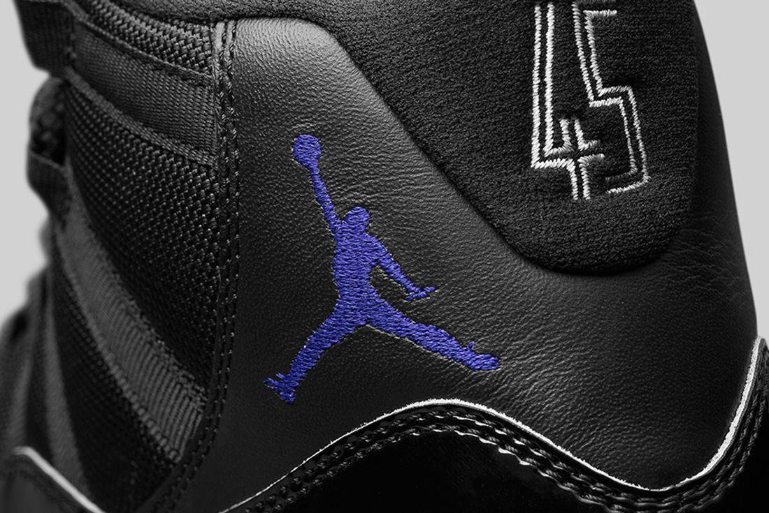 Air Jordan 11 Space Jam 7