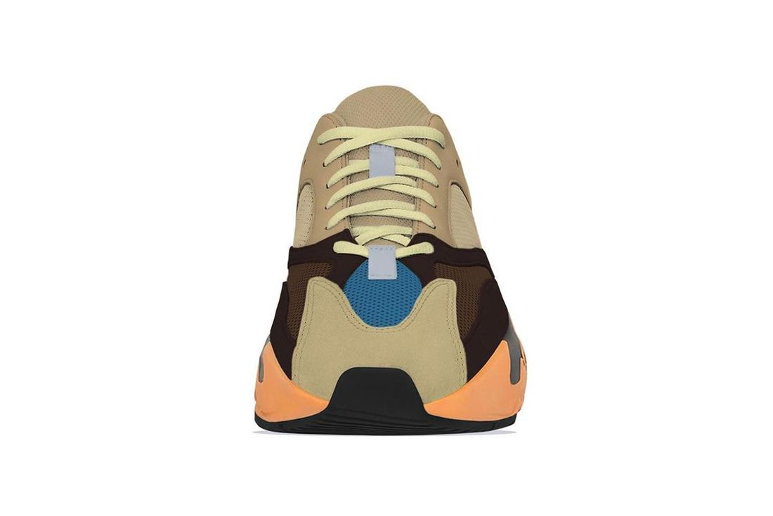 Yeezy BOOST 700 Enflame Amber