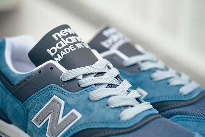 New Balance 997 Made In Usa Ice Blue 1