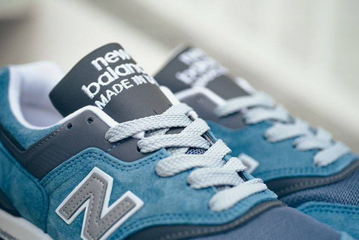New Balance 997 Made In Usa Ice Blue 1