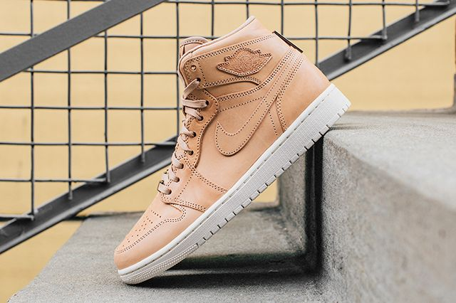 Air Jordan 1 High Pinnacle Vachetta Tan