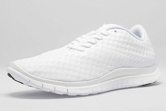 Nike Free Hypervenom Low White 1