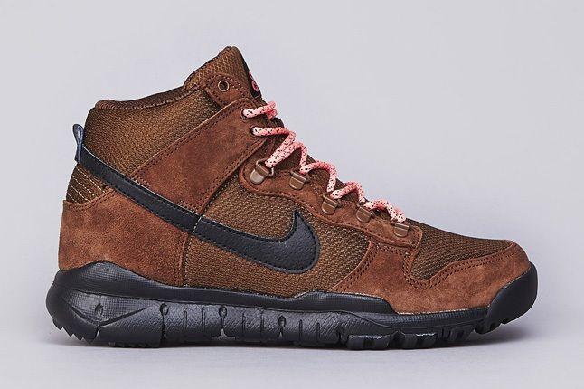 Nike Sb Dunk High Oms Military High 1