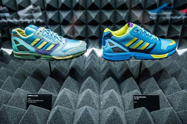 Adidas Zx Flux 4