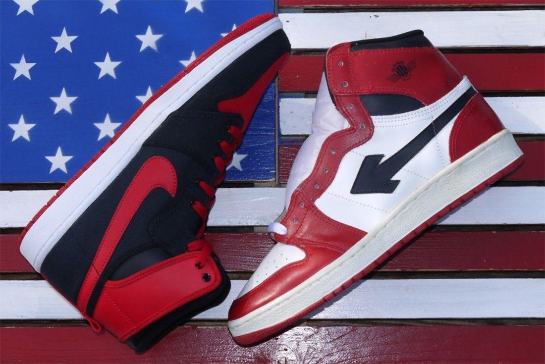 Air Jordan 1 Sang Knock Off 1