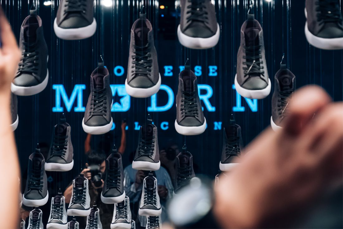 Converse All Star Modern Launch 16
