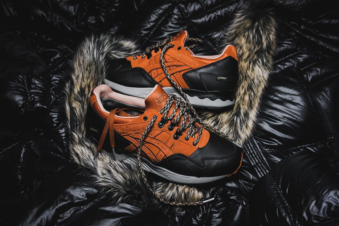 Packer Shoes X Asics Gel Lyte V Scary Cold9