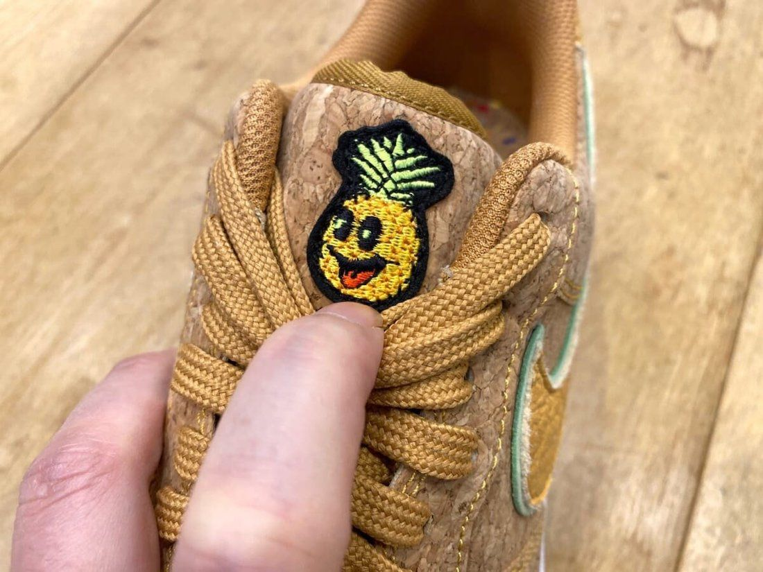 Nike Air Force 1 Happy Pineapple