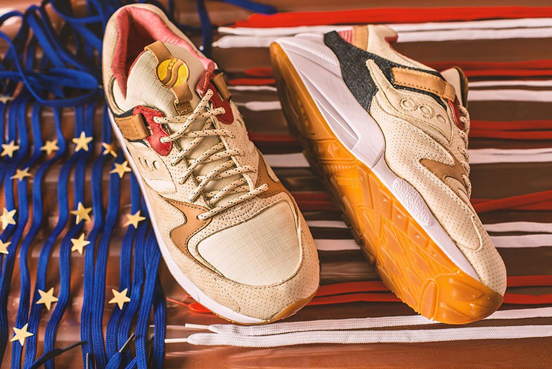 Saucony Grid 9000 Liberty Pack 2