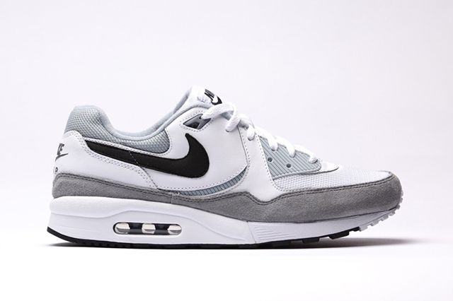 Nike Air Max Light Essential White Black Lt Magnet Grey B1