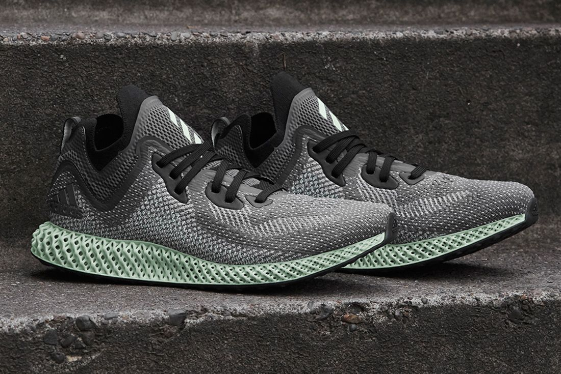Adidas Alphaedge Futurecraft 4 D Release Date 2