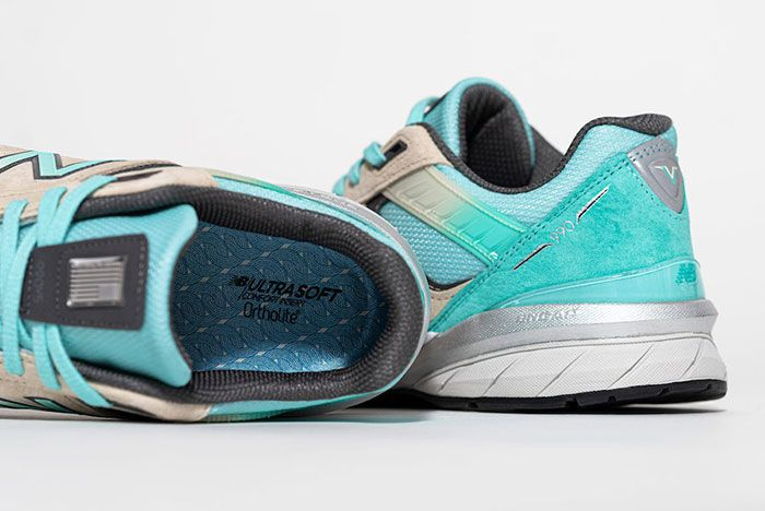 Ycmc New Balance 990V5 Big Checks And No Stress Release Date 3 Official
