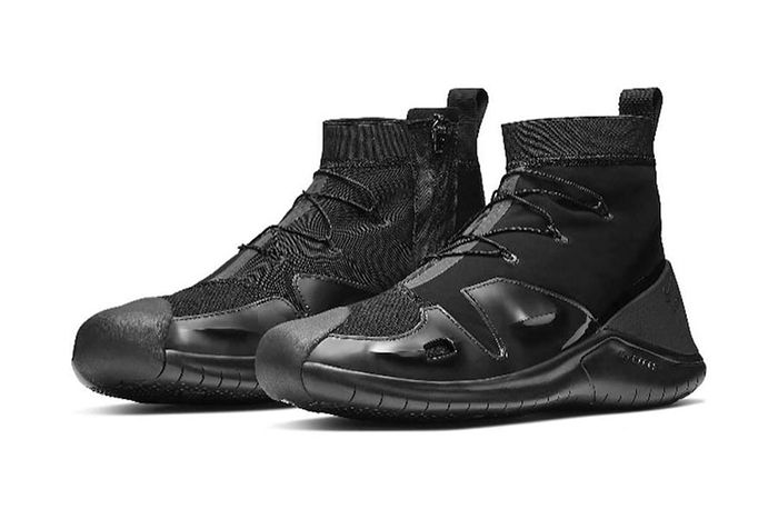 Matthew M Williams Alyx Nike Free Vibram Collaboration Black Red Release Date Pair Without Vibram