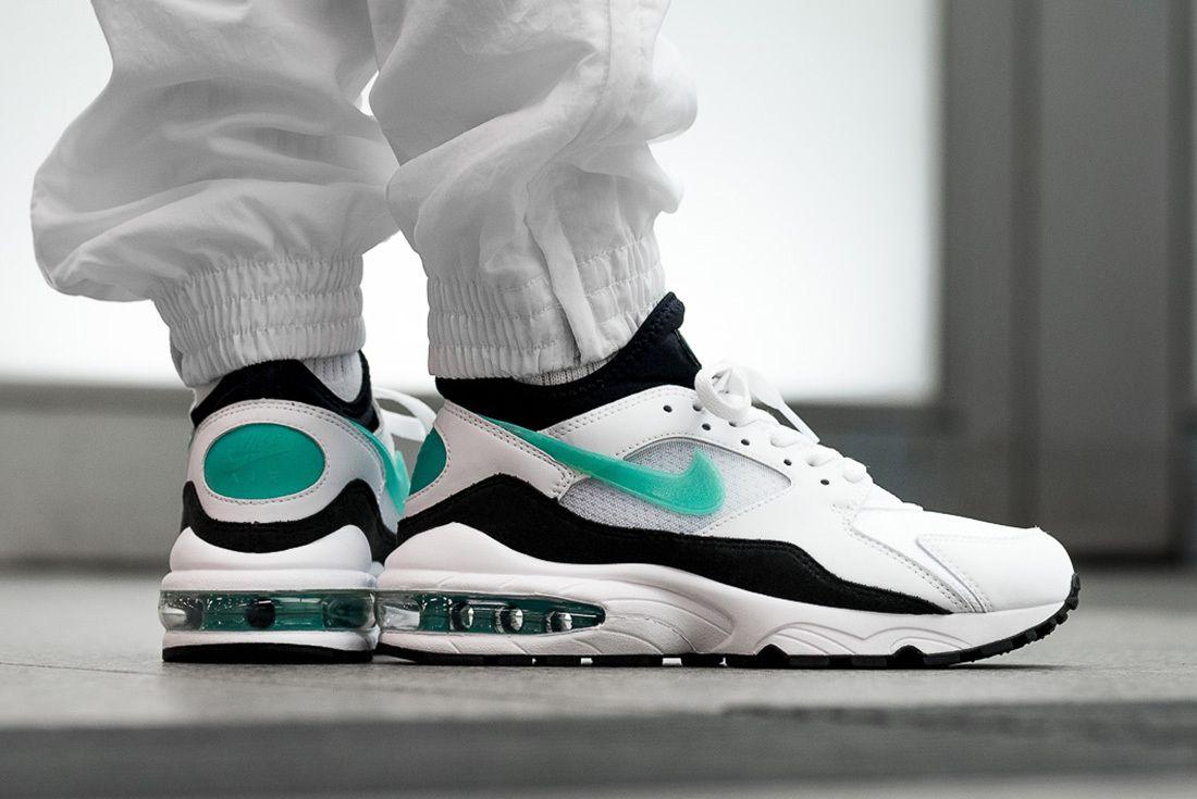 2018 Nike Air Max 93 Retro On Foot Sneaker Freaker 5