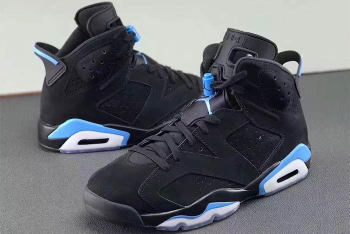 Jordan 6 University Blue 2