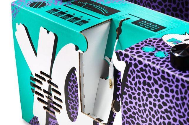 Berlin Boombox Yo Mtv Raps Boombox 2