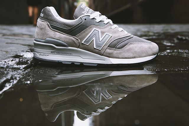 New Balance Nb997 Grey 3