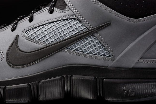 Nike Free Trainer 7 0 Shield Silver Details 1