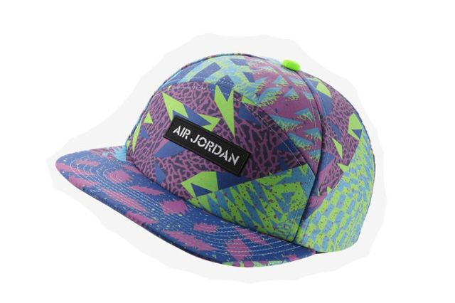 Air Jordan Legacy 5 Panel Hats 4