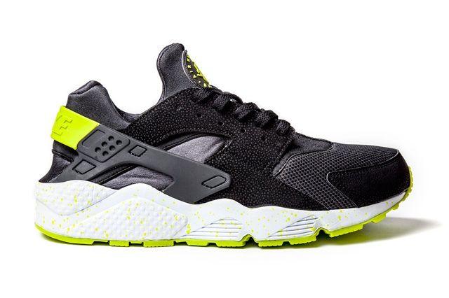 Nike Huarache Black Venom 1