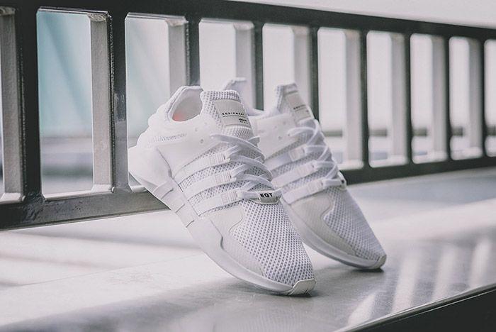 Adidas Eqt Adv 91 16 White 7