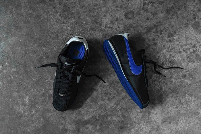 Unftd Nike Cortez Sp La Kith Bump 1