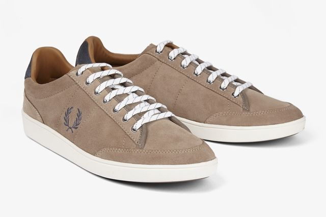 Fred Perry Hopman 4