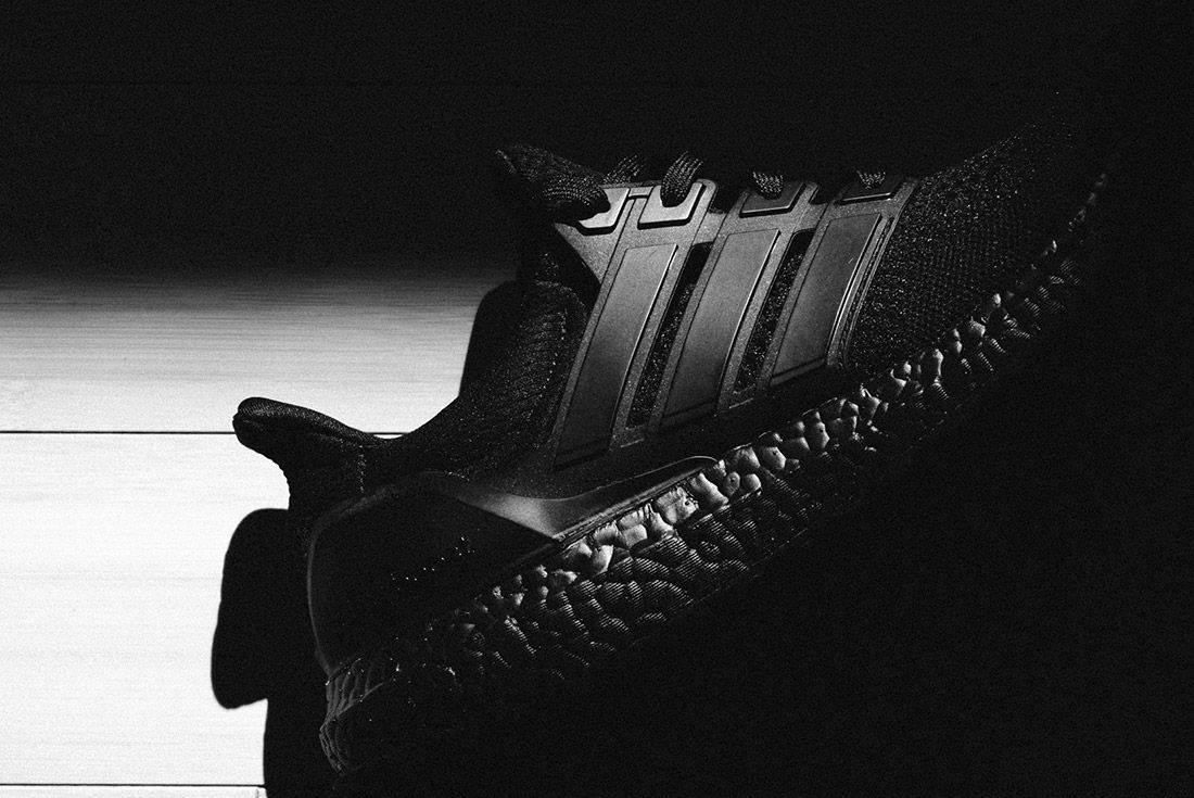 Van Styles Adidas Ultra Boost Triple Black 1