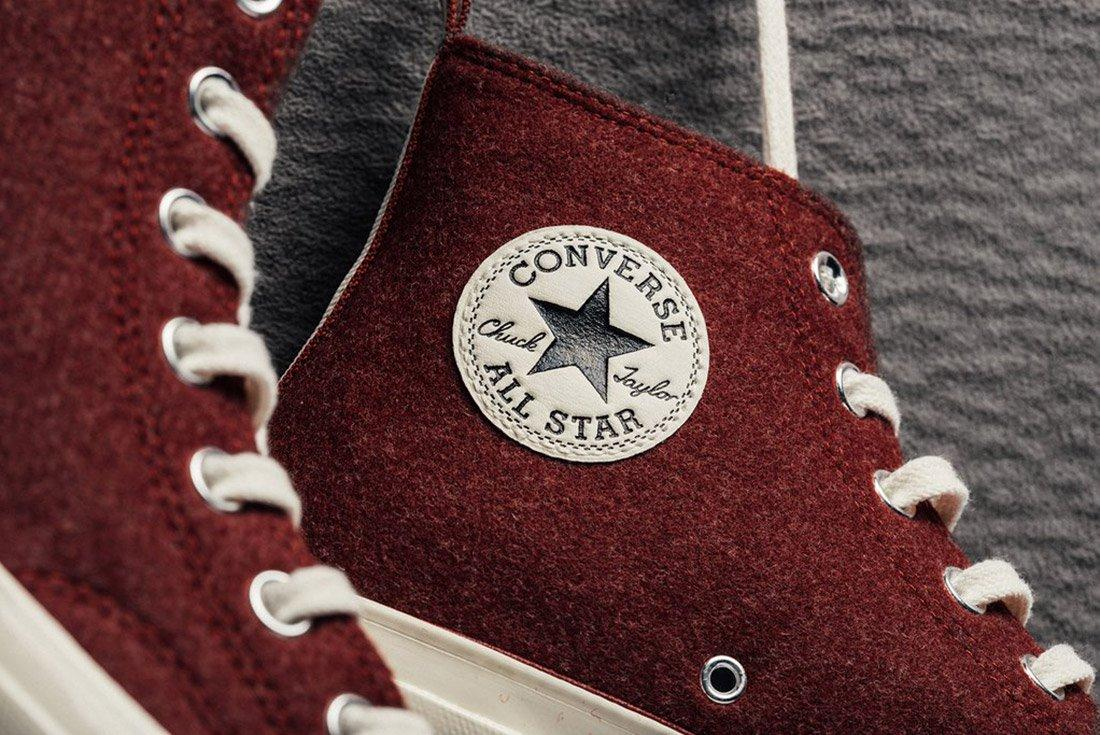 Converse Chuck Taylor All Star 70 S Wool 1
