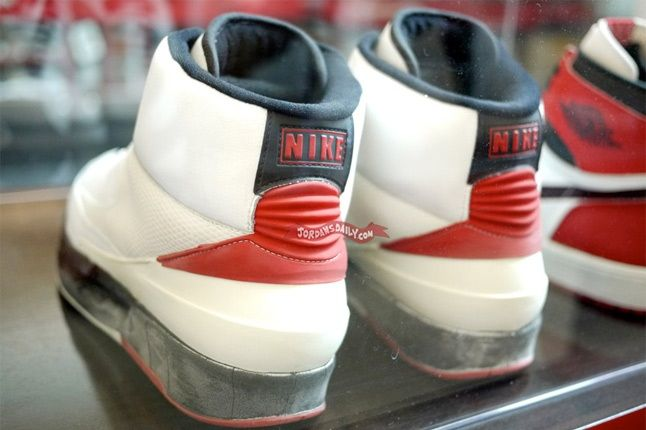 Air Jordan Ii Michael Jordan Building 2 1