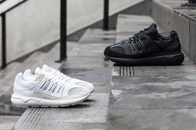 Adidas Tubular 93 Black White6
