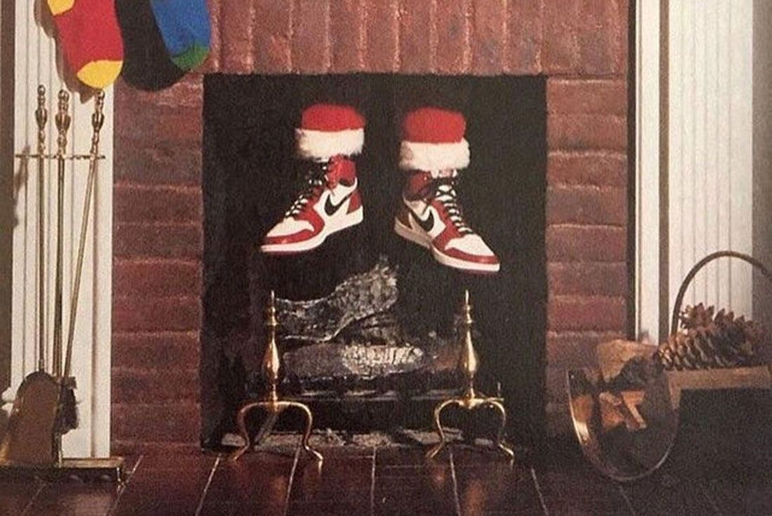 1985 Air Jordan Christmas Commercial