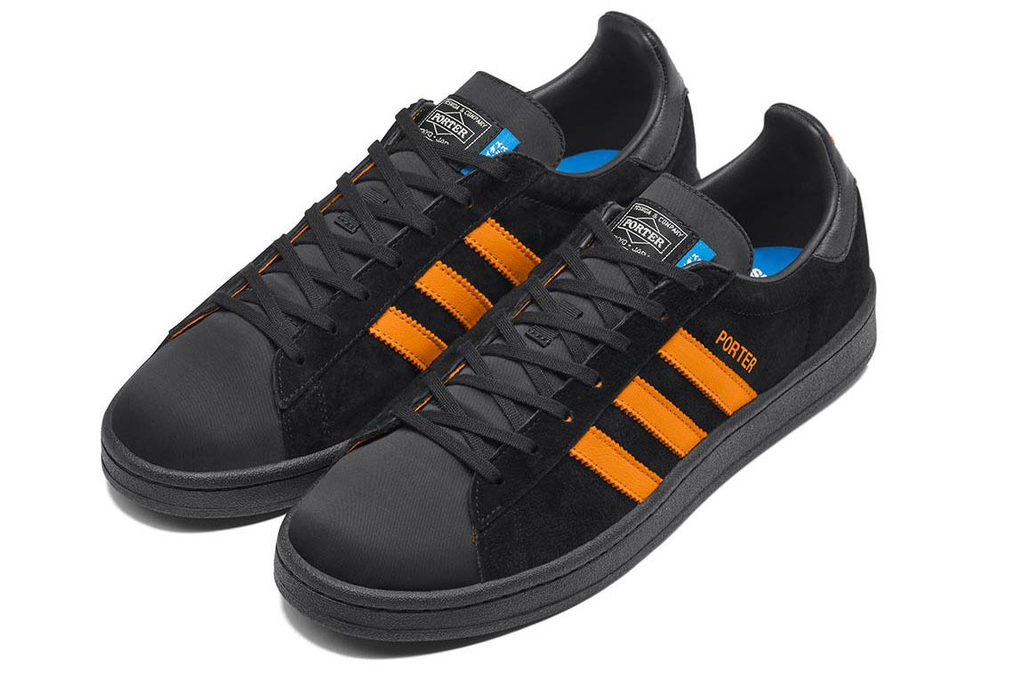 Porter Adidas Campus B28143 2 Sneaker Freaker