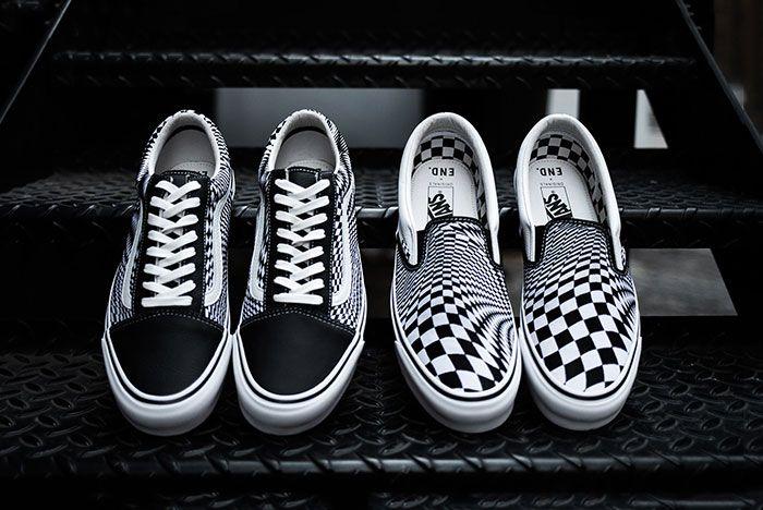 End X Vans Sneaker Freaker5