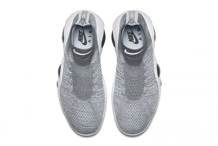 Nike Zoom Flight Bonafide Grey White4