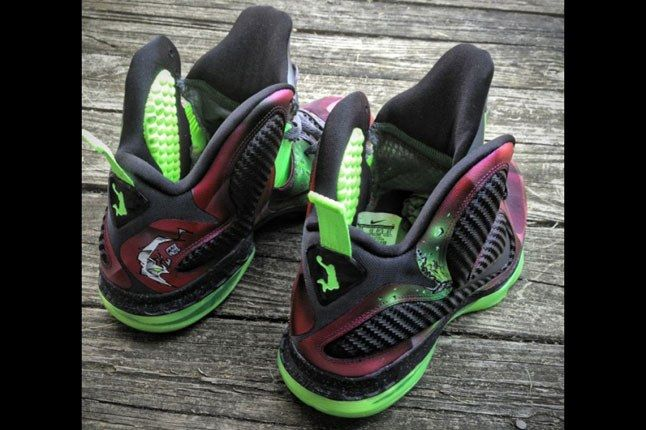 Nike Lebron 9 Spawn Mache 3 1