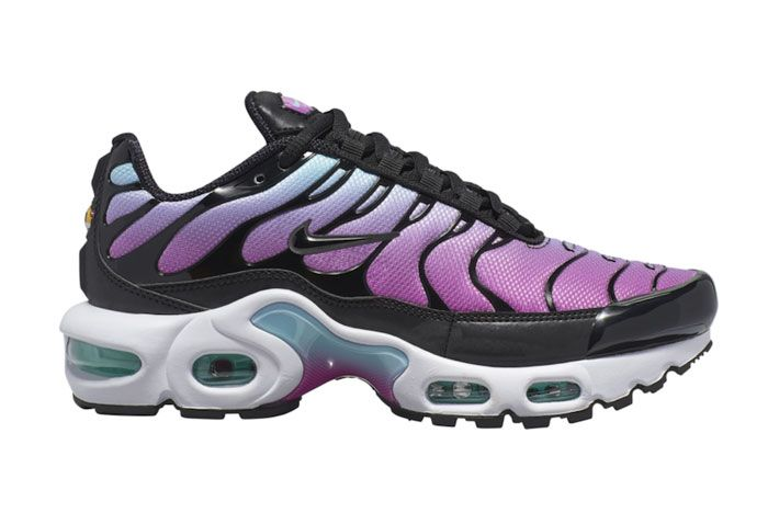 Nike Air Max Plus Gradient Purple