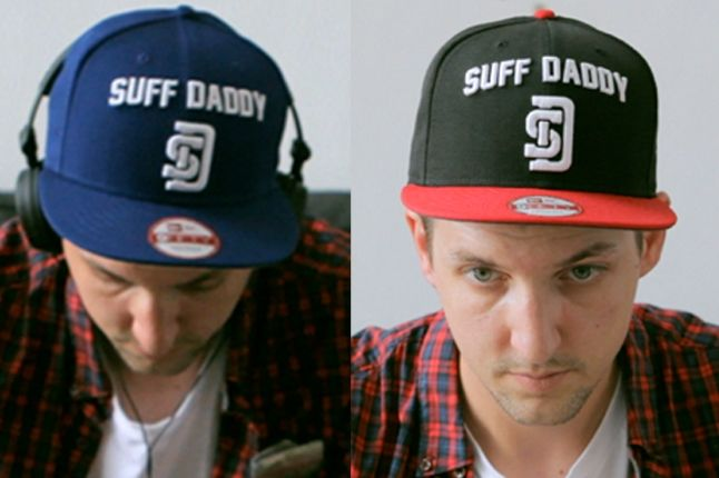 Suff Daddy New Era Blue And Bred 1