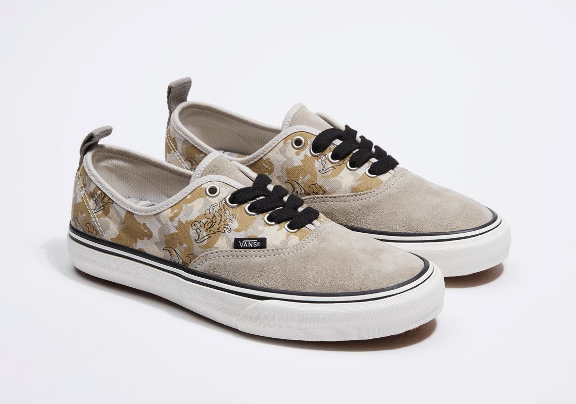 BJ Betts x Vans Authentic