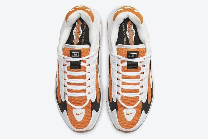 Nike Air Max Triax 96 Magma Orange Top